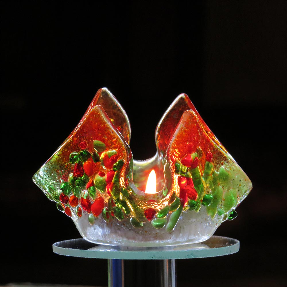 Glass Candle Holder 200 Series Nr. 230