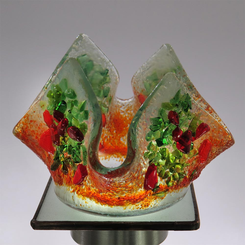 Glass Candle Holder 200 Series Nr. 236