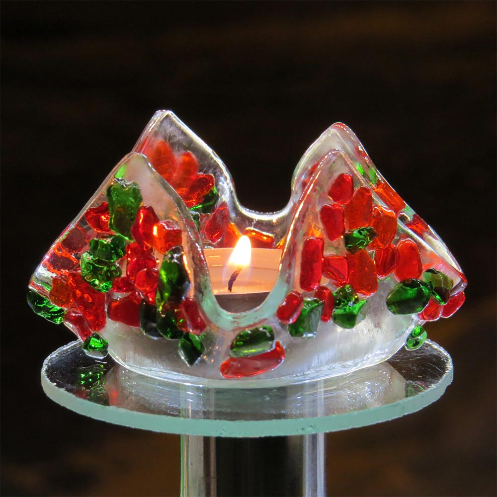 Glass Candle Holders 300 Series Nr. 340