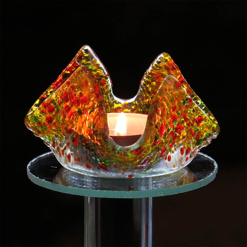 Glass Candle Holders 300 Series Nr. 348
