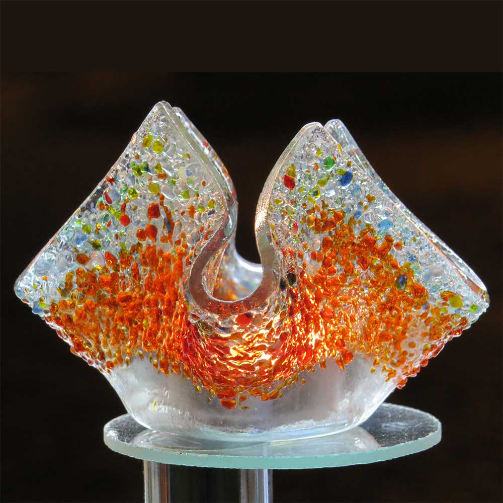 Glass Candle Holder 100 Series Nr. 146
