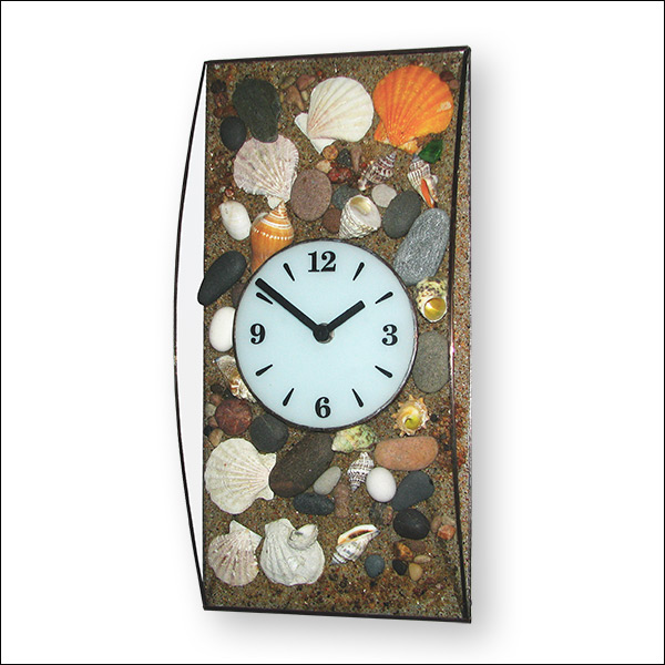Beach Wall Clock, model Nr. 6630