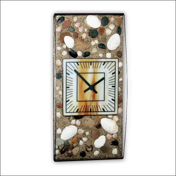 Beach Wall Clock Nr. 6631